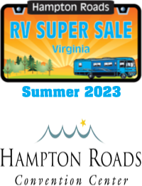 Summer RV Super Sale Logo